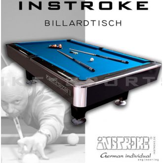 Billardtisch Instroke plus Package