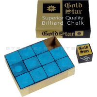Kreide Gold Star, blau