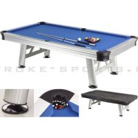 Poolbillard Outdoor 8 ft, Spielfl�che: 224 x 112 cm