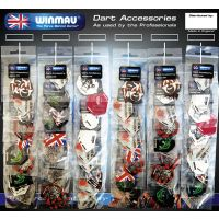 Fly Display 60 Set Winmau *60 flight card* gemischt