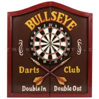 CABINET BULLSEYE DARTS CLUB