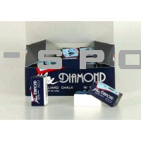 Kreide Blue Diamond Box 25x2Stk.