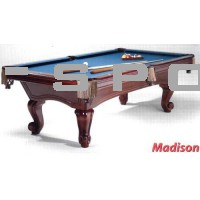 Billardtisch Madison 8 ft, Spielfl�che 224 x 112 cm