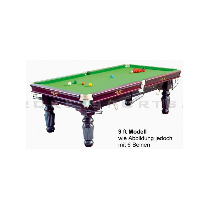 Snookertisch Renaissance 9 ft