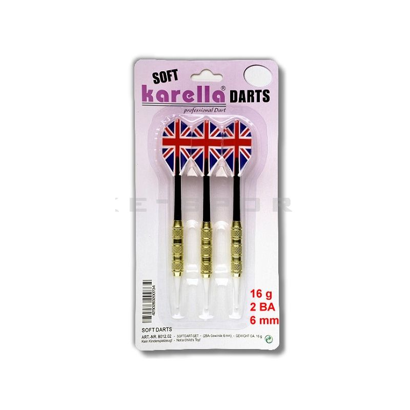 Softdart Blister-Set GB